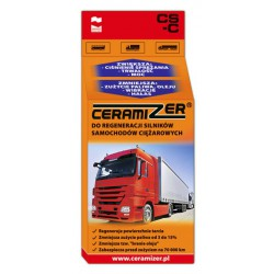 Ceramizer do silników samochodów ciężarowych