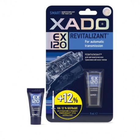 XADO EX120 do automatycznych skrzyń biegów