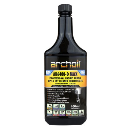 AR6400-D MAX 400ml Archoil