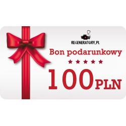 Karta podarunkowa 100zł (wirtualny bon)