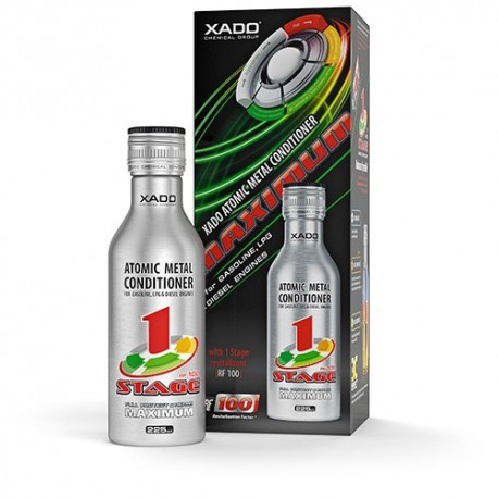XADO 1 STAGE ATOMIC MAXIMUM 225ml