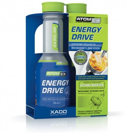 Energy Drive do silników benzynowych, poprawia osiągi i podnosi liczbę oktanową paliwa