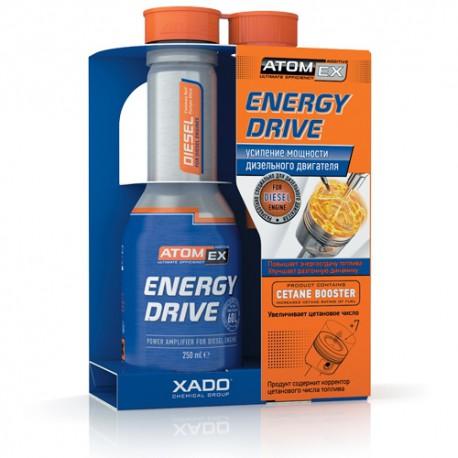 Energy Drive do silników DIESLA, poprawia osiągi i podnosi liczbę cetanową paliwa