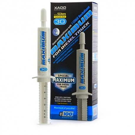 XADO 1 Stage Maximum for power steering booster 30ml