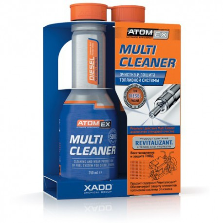 AtomEx Multi Cleaner Diesel 250ml