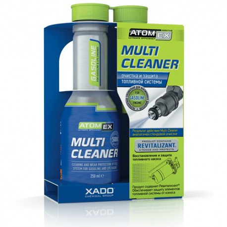 AtomEx Multi Cleaner Benzyna 250ml