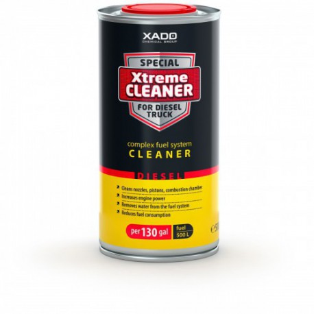 XADO Xtreme Complex Fuel System Cleaner 500ml